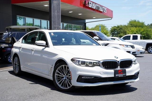 Used 2018 BMW 5 Series 530e iPerformance for sale $34,996 at Gravity Autos Roswell in Roswell GA 30076 2