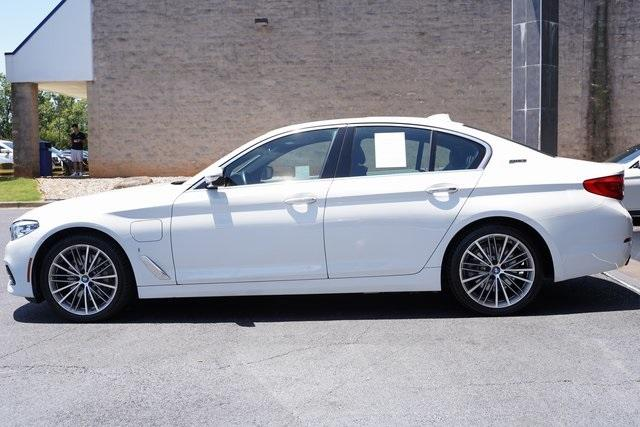 Used 2018 BMW 5 Series 530e iPerformance for sale $34,996 at Gravity Autos Roswell in Roswell GA 30076 4