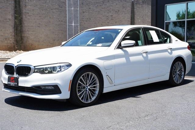 Used 2018 BMW 5 Series 530e iPerformance for sale $34,996 at Gravity Autos Roswell in Roswell GA 30076 5