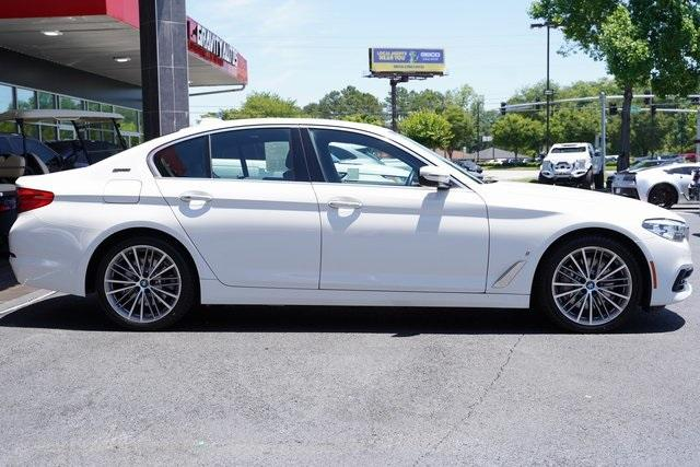 Used 2018 BMW 5 Series 530e iPerformance for sale $34,996 at Gravity Autos Roswell in Roswell GA 30076 8