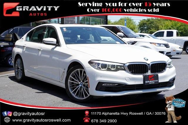 Used 2018 BMW 5 Series 530e iPerformance for sale $34,996 at Gravity Autos Roswell in Roswell GA 30076 1