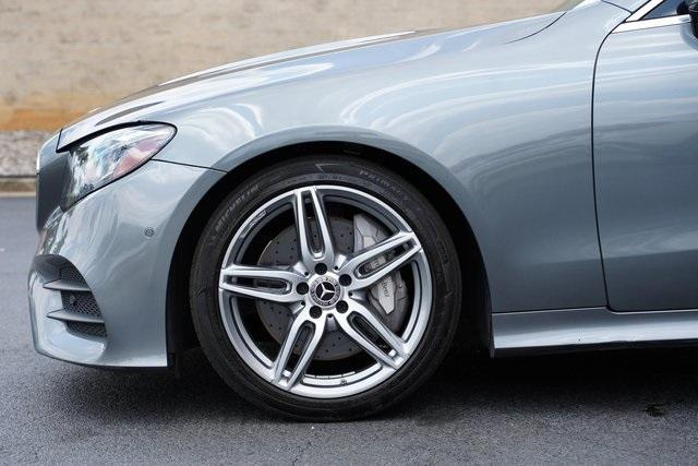 Used 2018 Mercedes-Benz E-Class E 400 for sale $45,996 at Gravity Autos Roswell in Roswell GA 30076 10