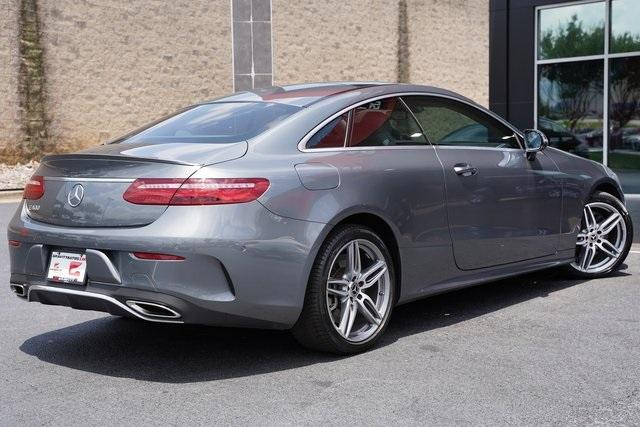 Used 2018 Mercedes-Benz E-Class E 400 for sale $45,996 at Gravity Autos Roswell in Roswell GA 30076 14