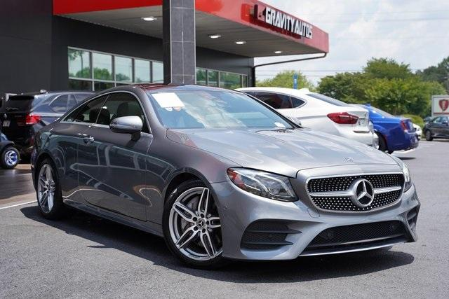 Used 2018 Mercedes-Benz E-Class E 400 for sale $45,996 at Gravity Autos Roswell in Roswell GA 30076 2
