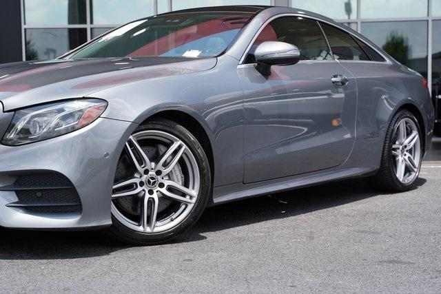 Used 2018 Mercedes-Benz E-Class E 400 for sale $45,996 at Gravity Autos Roswell in Roswell GA 30076 3