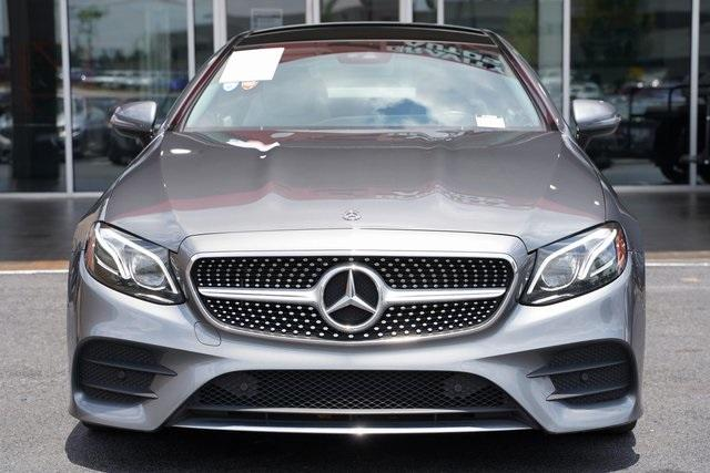 Used 2018 Mercedes-Benz E-Class E 400 for sale $45,996 at Gravity Autos Roswell in Roswell GA 30076 6