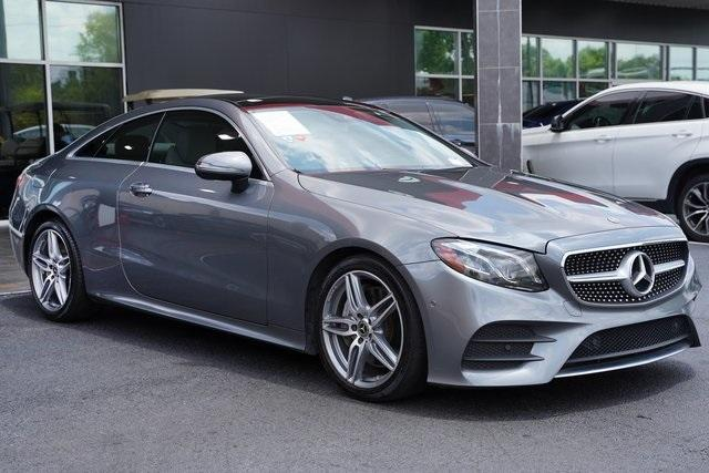 Used 2018 Mercedes-Benz E-Class E 400 for sale $45,996 at Gravity Autos Roswell in Roswell GA 30076 7