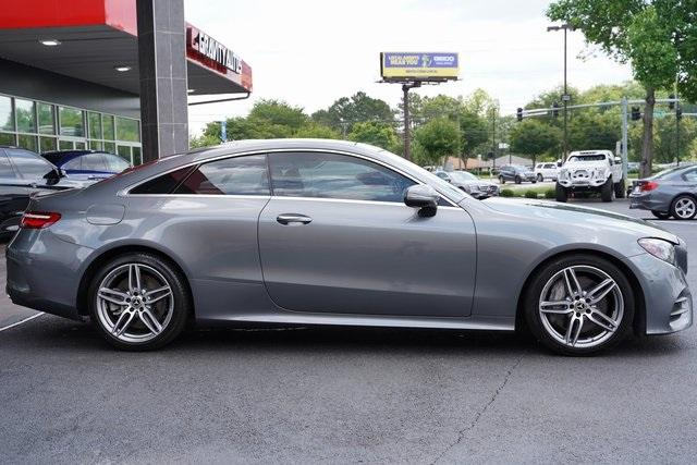 Used 2018 Mercedes-Benz E-Class E 400 for sale $45,996 at Gravity Autos Roswell in Roswell GA 30076 8