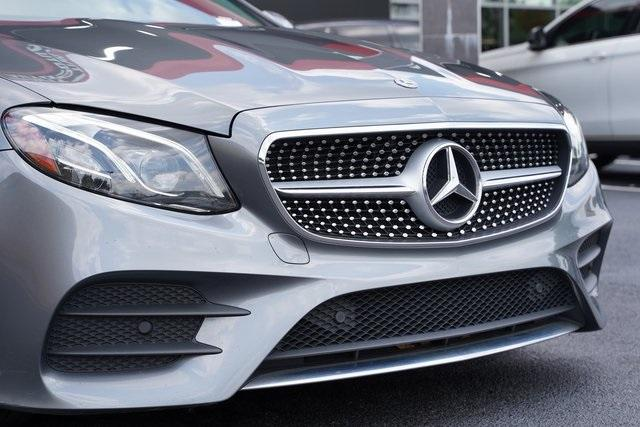 Used 2018 Mercedes-Benz E-Class E 400 for sale $45,996 at Gravity Autos Roswell in Roswell GA 30076 9