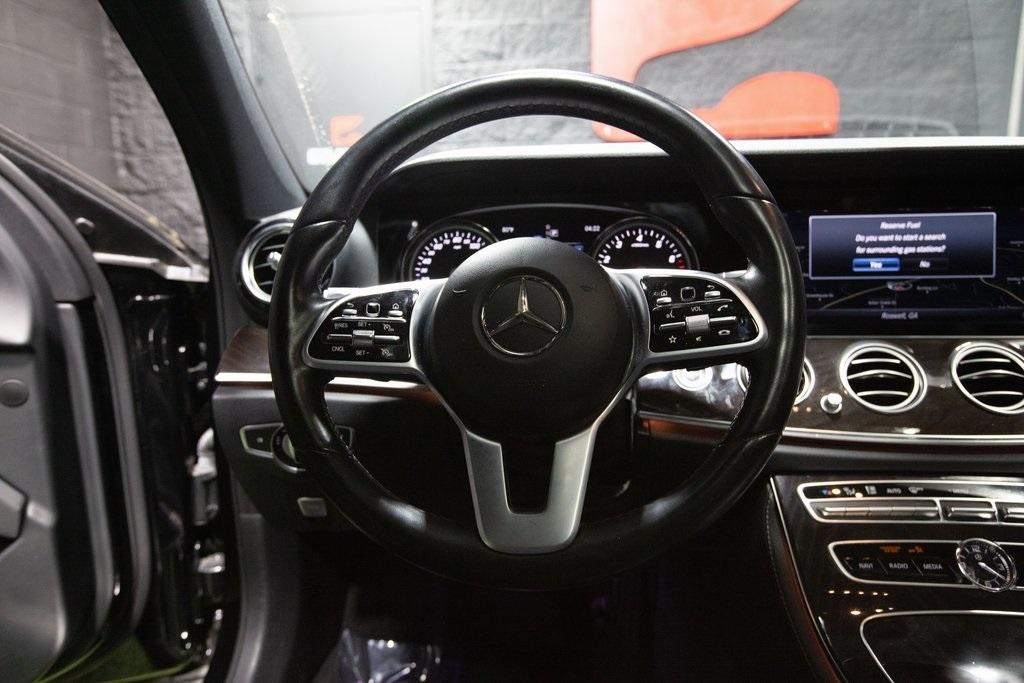 Used 2019 Mercedes-Benz E-Class E 300 for sale $40,992 at Gravity Autos Roswell in Roswell GA 30076 16