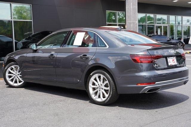 Used 2019 Audi A4 2.0T Premium Plus for sale $32,996 at Gravity Autos Roswell in Roswell GA 30076 10