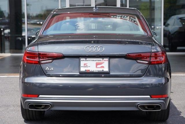 Used 2019 Audi A4 2.0T Premium Plus for sale $32,996 at Gravity Autos Roswell in Roswell GA 30076 11