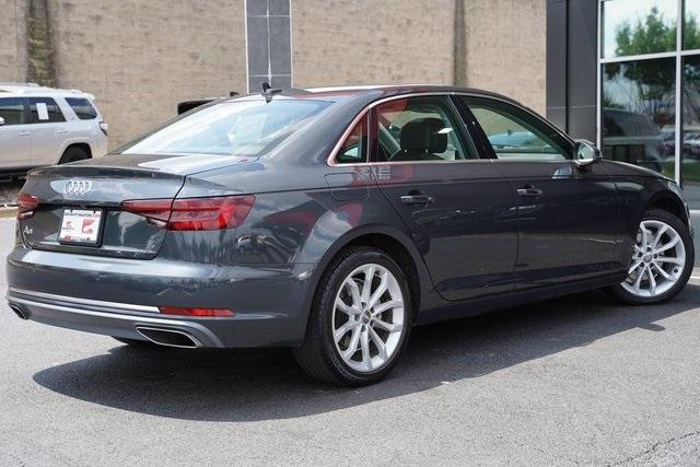 Used 2019 Audi A4 2.0T Premium Plus for sale $32,996 at Gravity Autos Roswell in Roswell GA 30076 12