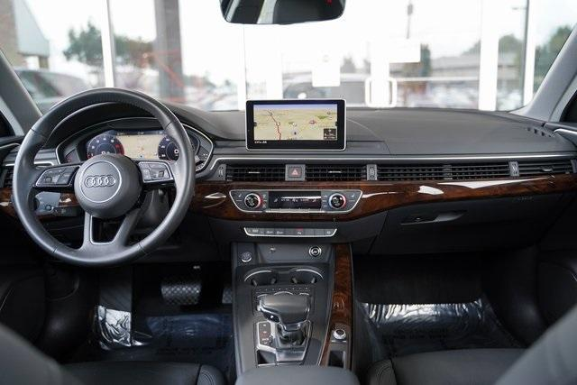 Used 2019 Audi A4 2.0T Premium Plus for sale $32,996 at Gravity Autos Roswell in Roswell GA 30076 14