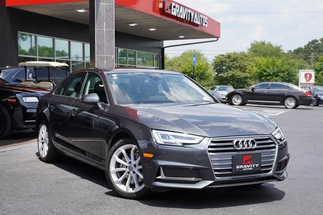 Used 2019 Audi A4 2.0T Premium Plus for sale $32,996 at Gravity Autos Roswell in Roswell GA 30076 2