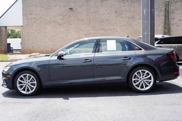 Used 2019 Audi A4 2.0T Premium Plus for sale $32,996 at Gravity Autos Roswell in Roswell GA 30076 4