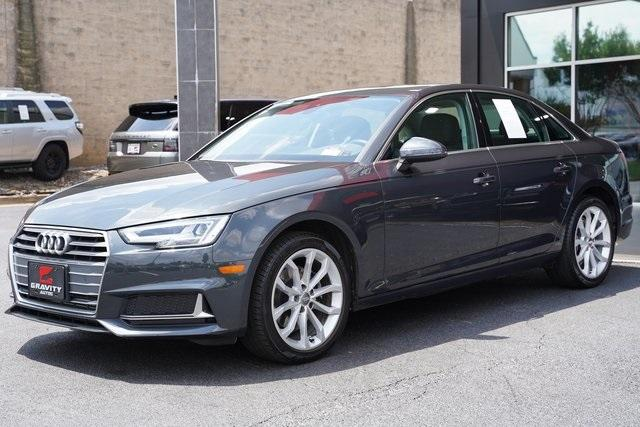 Used 2019 Audi A4 2.0T Premium Plus for sale $32,996 at Gravity Autos Roswell in Roswell GA 30076 5