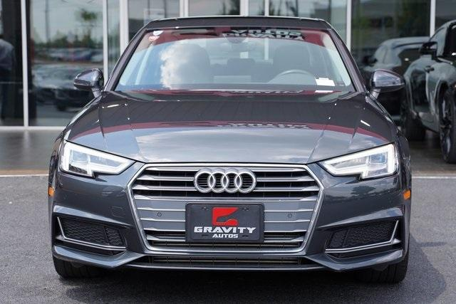 Used 2019 Audi A4 2.0T Premium Plus for sale $32,996 at Gravity Autos Roswell in Roswell GA 30076 6