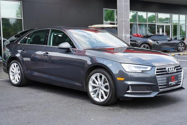 Used 2019 Audi A4 2.0T Premium Plus for sale $32,996 at Gravity Autos Roswell in Roswell GA 30076 7