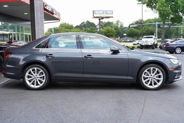 Used 2019 Audi A4 2.0T Premium Plus for sale $32,996 at Gravity Autos Roswell in Roswell GA 30076 8