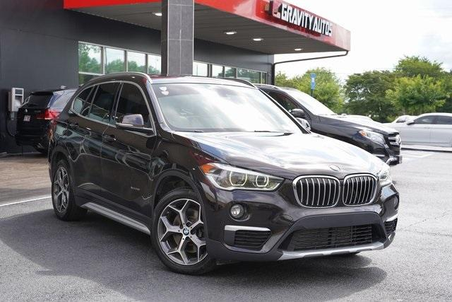 Used 2016 BMW X1 xDrive28i for sale $22,992 at Gravity Autos Roswell in Roswell GA 30076 2