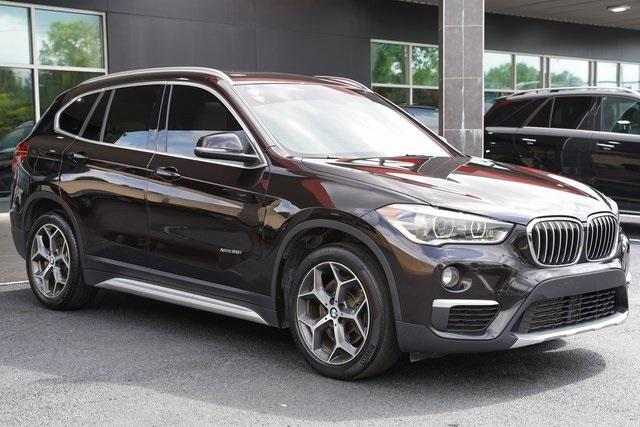 Used 2016 BMW X1 xDrive28i for sale $22,992 at Gravity Autos Roswell in Roswell GA 30076 7