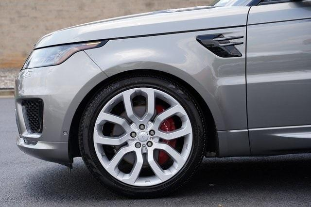 Used 2019 Land Rover Range Rover Sport Supercharged for sale $79,891 at Gravity Autos Roswell in Roswell GA 30076 10