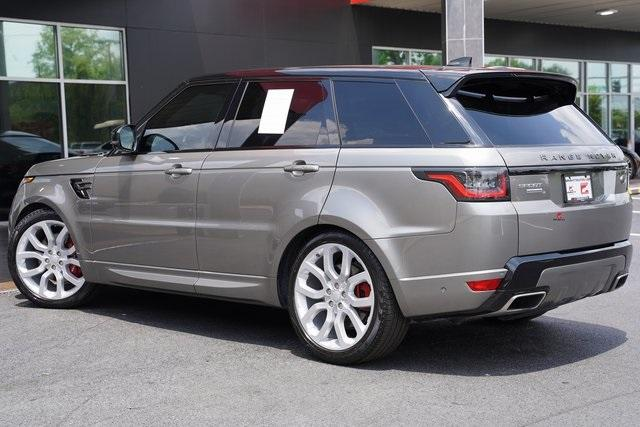 Used 2019 Land Rover Range Rover Sport Supercharged for sale $79,891 at Gravity Autos Roswell in Roswell GA 30076 12