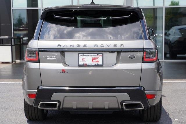 Used 2019 Land Rover Range Rover Sport Supercharged for sale $79,891 at Gravity Autos Roswell in Roswell GA 30076 13