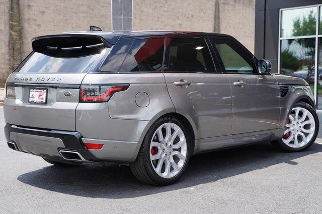 Used 2019 Land Rover Range Rover Sport Supercharged for sale $79,891 at Gravity Autos Roswell in Roswell GA 30076 14