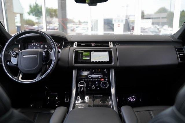 Used 2019 Land Rover Range Rover Sport Supercharged for sale $79,891 at Gravity Autos Roswell in Roswell GA 30076 16
