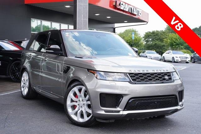 Used 2019 Land Rover Range Rover Sport Supercharged for sale $79,891 at Gravity Autos Roswell in Roswell GA 30076 2