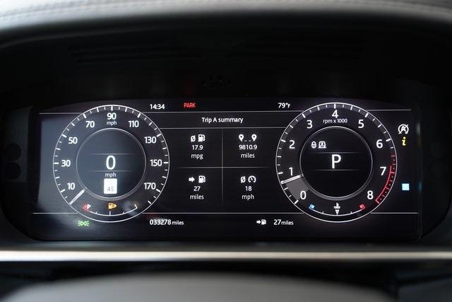 Used 2019 Land Rover Range Rover Sport Supercharged for sale $79,891 at Gravity Autos Roswell in Roswell GA 30076 20
