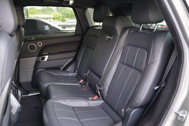 Used 2019 Land Rover Range Rover Sport Supercharged for sale $79,891 at Gravity Autos Roswell in Roswell GA 30076 33