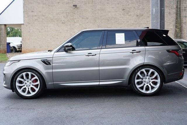 Used 2019 Land Rover Range Rover Sport Supercharged for sale $79,891 at Gravity Autos Roswell in Roswell GA 30076 4