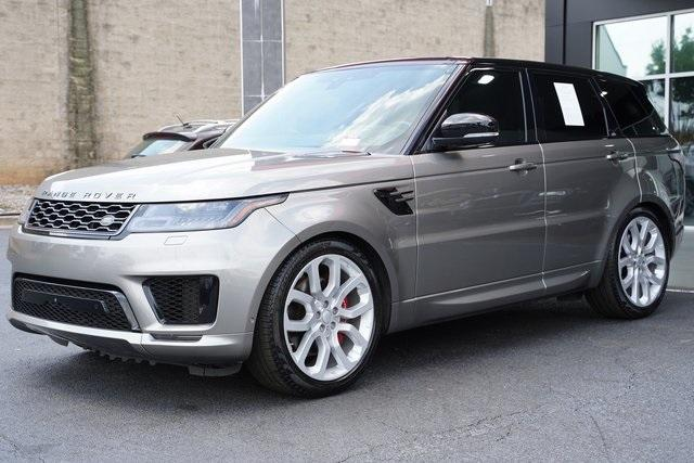 Used 2019 Land Rover Range Rover Sport Supercharged for sale $79,891 at Gravity Autos Roswell in Roswell GA 30076 5