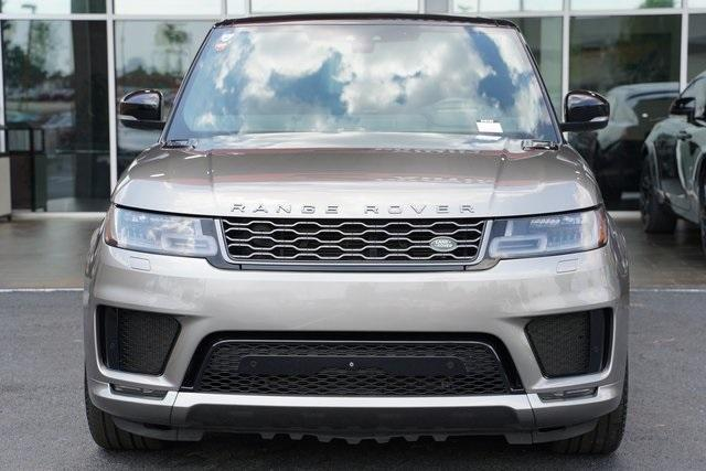 Used 2019 Land Rover Range Rover Sport Supercharged for sale $79,891 at Gravity Autos Roswell in Roswell GA 30076 6