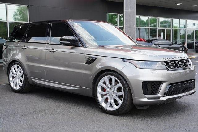 Used 2019 Land Rover Range Rover Sport Supercharged for sale $79,891 at Gravity Autos Roswell in Roswell GA 30076 7