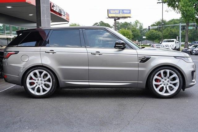 Used 2019 Land Rover Range Rover Sport Supercharged for sale $79,891 at Gravity Autos Roswell in Roswell GA 30076 8