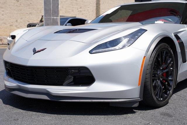 Used 2016 Chevrolet Corvette Z06 for sale $70,992 at Gravity Autos Roswell in Roswell GA 30076 10
