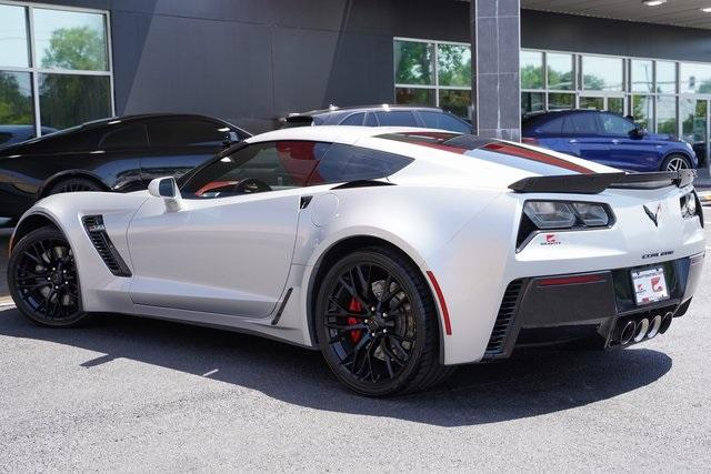 Used 2016 Chevrolet Corvette Z06 for sale $70,992 at Gravity Autos Roswell in Roswell GA 30076 13