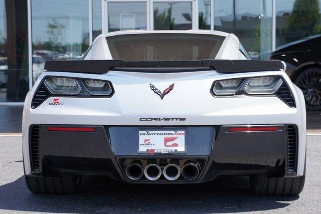 Used 2016 Chevrolet Corvette Z06 for sale $70,992 at Gravity Autos Roswell in Roswell GA 30076 14