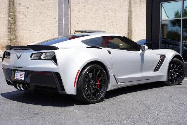 Used 2016 Chevrolet Corvette Z06 for sale $70,992 at Gravity Autos Roswell in Roswell GA 30076 15