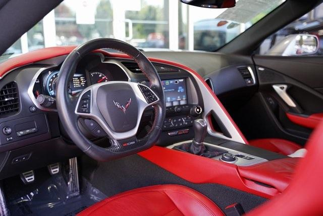 Used 2016 Chevrolet Corvette Z06 for sale $70,992 at Gravity Autos Roswell in Roswell GA 30076 17