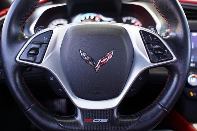 Used 2016 Chevrolet Corvette Z06 for sale $70,992 at Gravity Autos Roswell in Roswell GA 30076 18