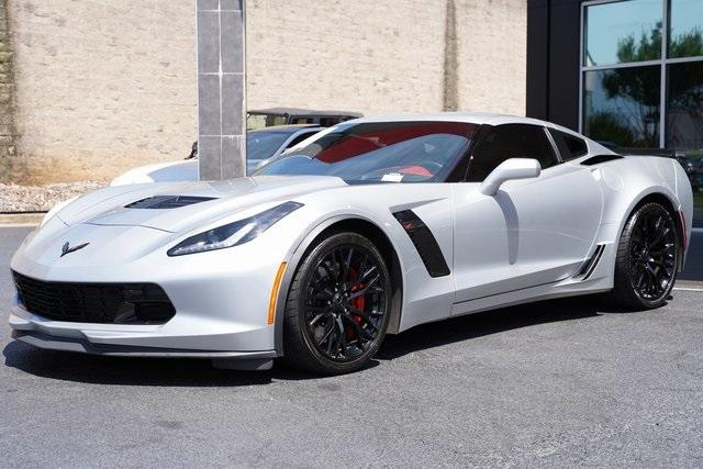 Used 2016 Chevrolet Corvette Z06 for sale $70,992 at Gravity Autos Roswell in Roswell GA 30076 6