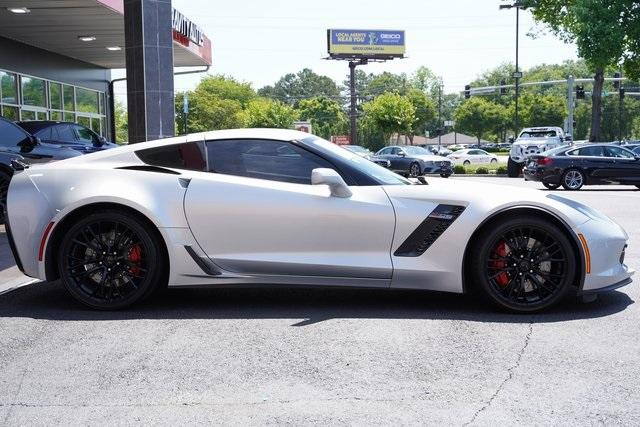 Used 2016 Chevrolet Corvette Z06 for sale $70,992 at Gravity Autos Roswell in Roswell GA 30076 9