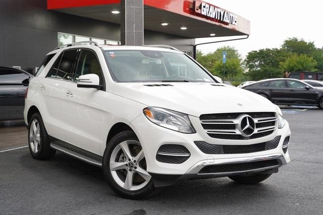Used 2018 Mercedes-Benz GLE GLE 350 for sale $32,991 at Gravity Autos Roswell in Roswell GA 30076 2