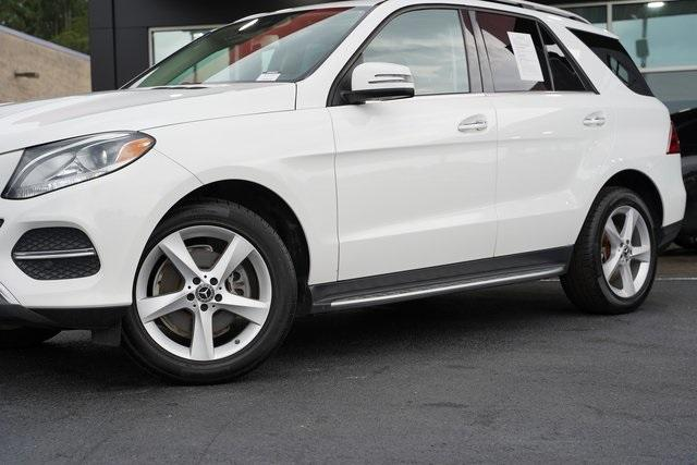 Used 2018 Mercedes-Benz GLE GLE 350 for sale $32,991 at Gravity Autos Roswell in Roswell GA 30076 3