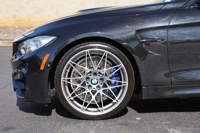 Used 2017 BMW M4 Base for sale $59,191 at Gravity Autos Roswell in Roswell GA 30076 10